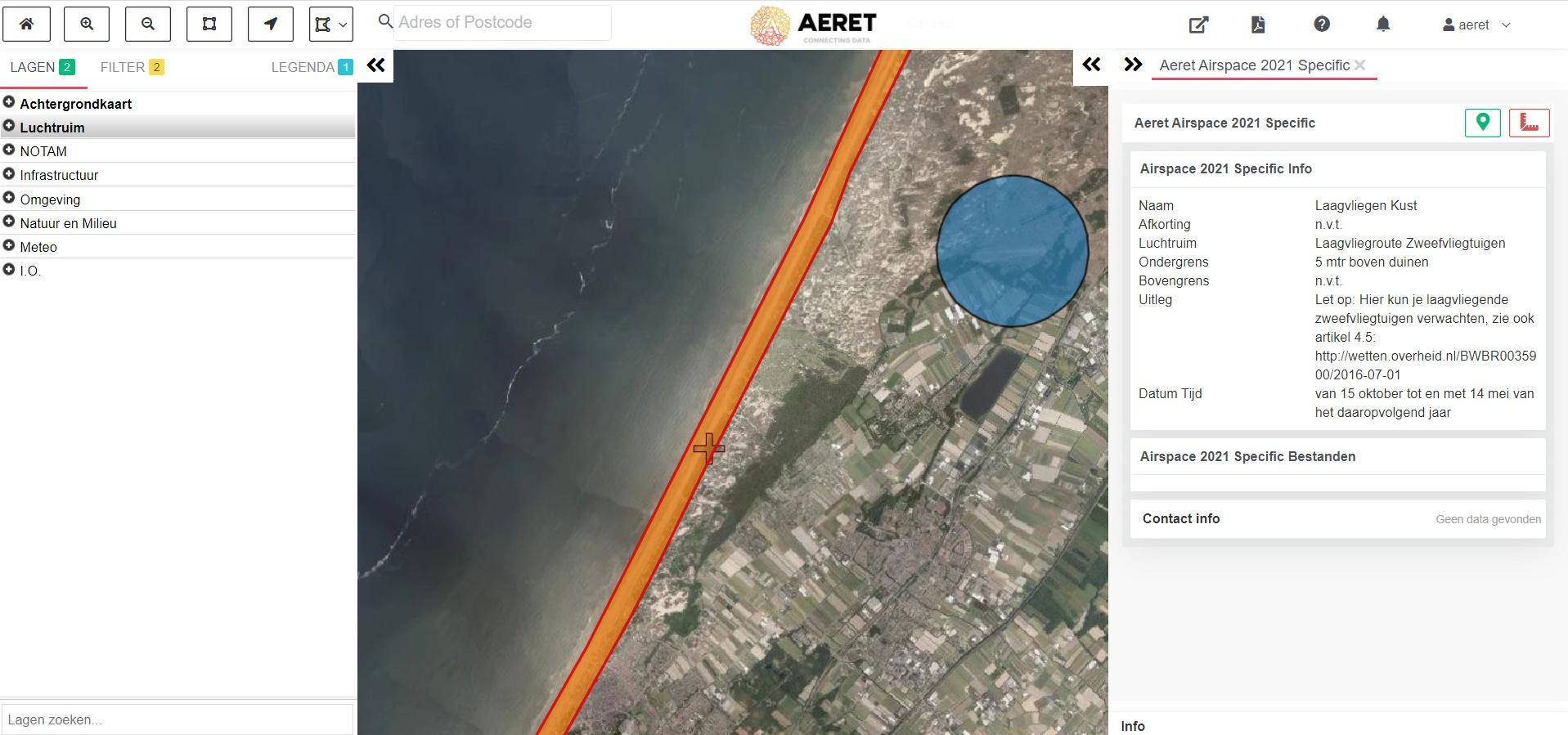 drone preflight pro kaart open specific zweefvliegtuigen duinen