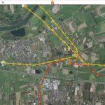 drone preflight pro no fly zone hoogspanningsmasten hoogspanningsdraden leidingen