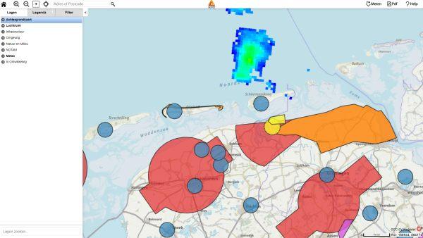 drone preflight pro buienradar regen kaart weersvoorspelling