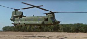 Oefening Black Cat – Laagvliegende helikopters