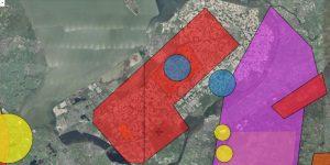 CTR Lelystad EHLE op drone no-fly-zone kaart + downloads kaart