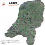 drone preflight pro kaart modelvliegvelden nederland locatie