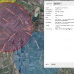 locatie paragliderveld inferno sibculo drone kaart drone preflight aeret