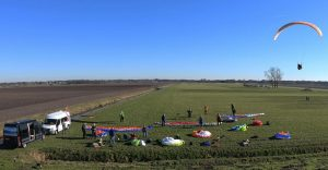 Paragliderveld Sibculo toegevoegd aan Dronekaart