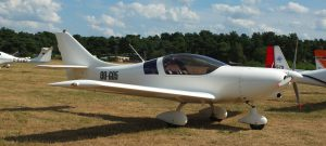 MLA (Micro Light Aeroplane) velden op dronekaart