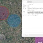 drone preflight pro dronekaart MLA Micro Light Aeroplane velden kaart app