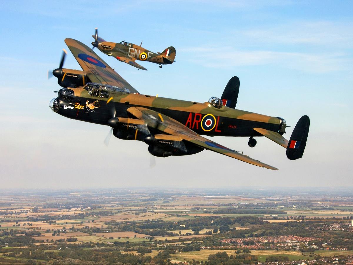 Update – Afgelast: Nationale Dodenherdenking Battle of Britain Memorial Flight