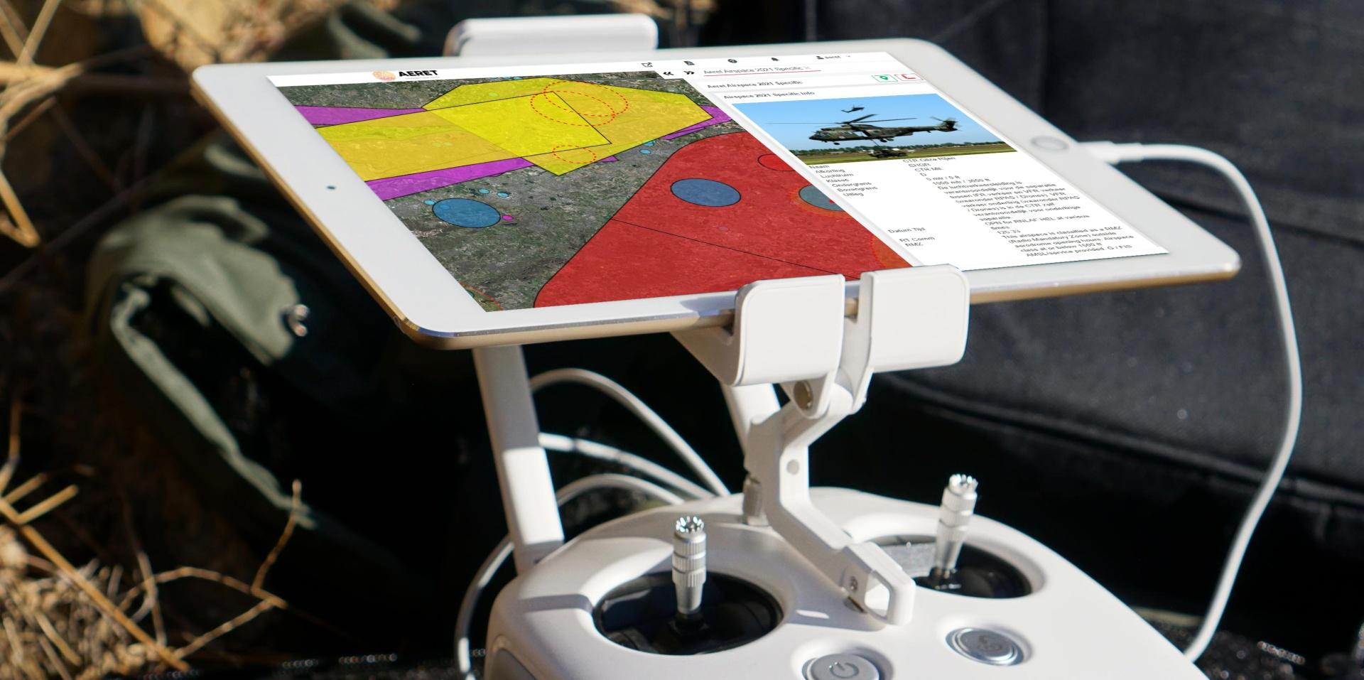 Lees meer over het artikel Dronekaart voor Open en Specific categorie