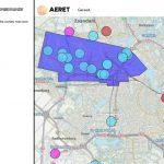 dronekaart no fly zones drone kaart aeret staatcourant vitale infrastructuur