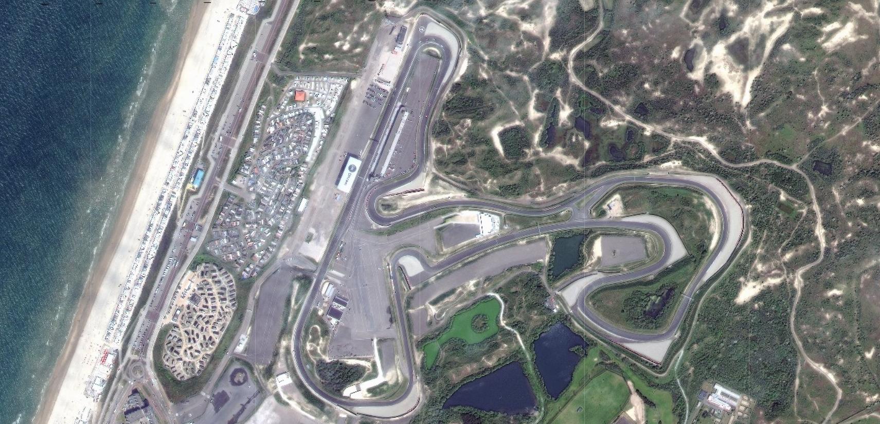 Je bekijkt nu 3-6 September TGB Zandvoort Formule 1